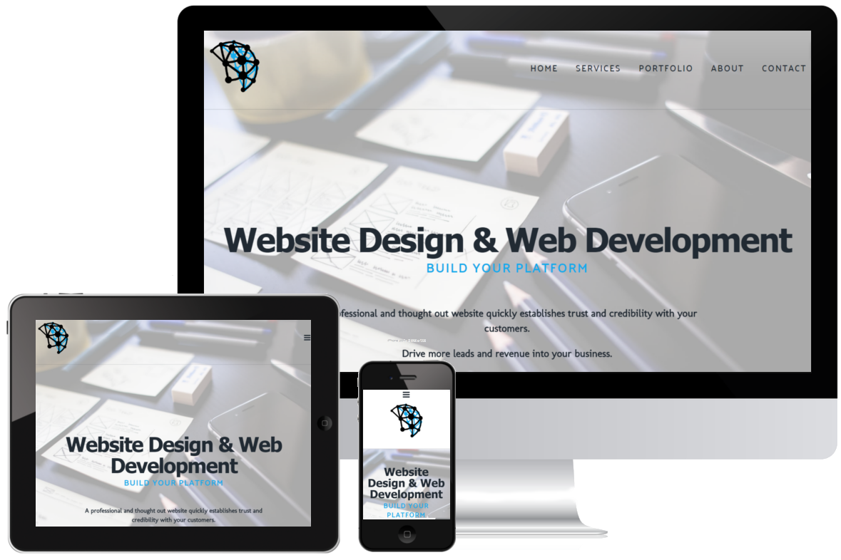 freelance web design development london